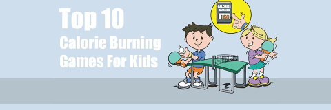 Top 10 Calorie Burning Games for Kids