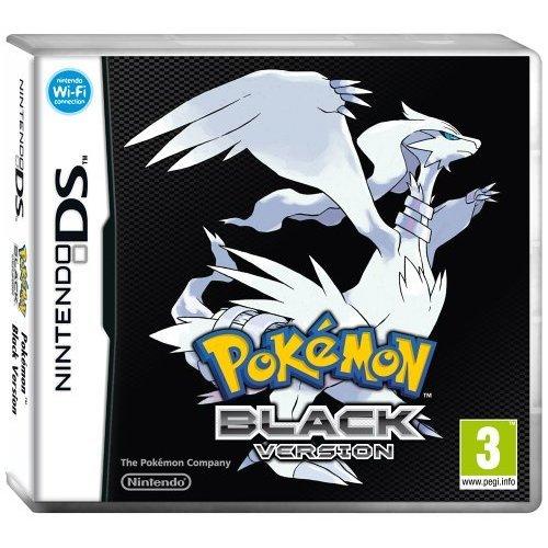 Nintendo Dsi - Pokémon Black Version (Nintendo DS)