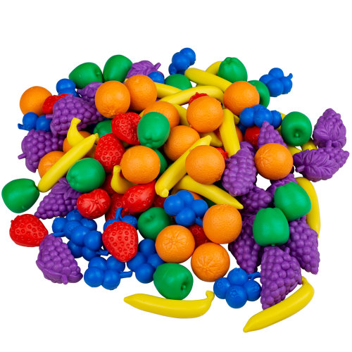 Fruit Counters 108 Pieces