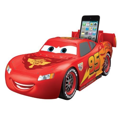 Cars 2 Stereo Speaker System For Your Ipod