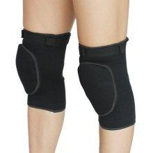 Warmer Knee Braces For Adult, Black,  (Pair)