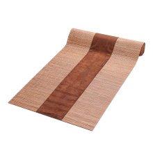 Japanese Style Table Decor Bamboo Table Runner Mat Tea Curtains-A3