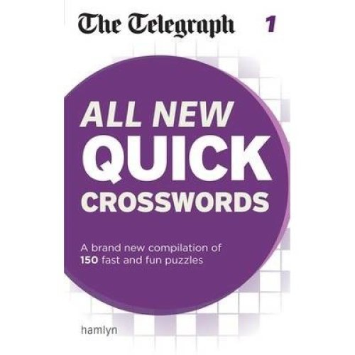 The Telegraph: All New Quick Crosswords: 1