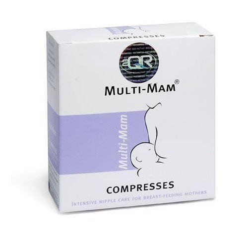 Multi-Mam Nipple Compress 12 Sachets