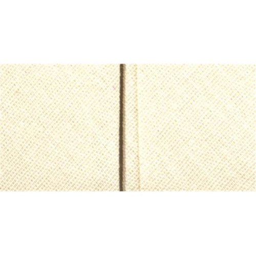 41773 Double Fold Quilt Binding .88 in. 3 Yards-Oyster
