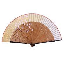 Elegant Hand Fan Portable Folding Fan Carved Handheld Fan Chinese Fans #06