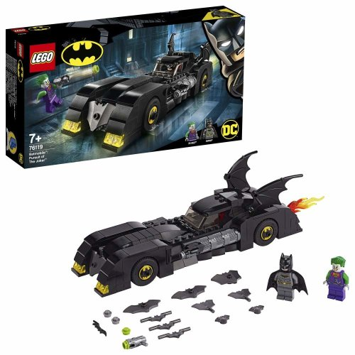 LEGO Super Heroes 76119 Batman Batmobile: Pursuit of The Joker
