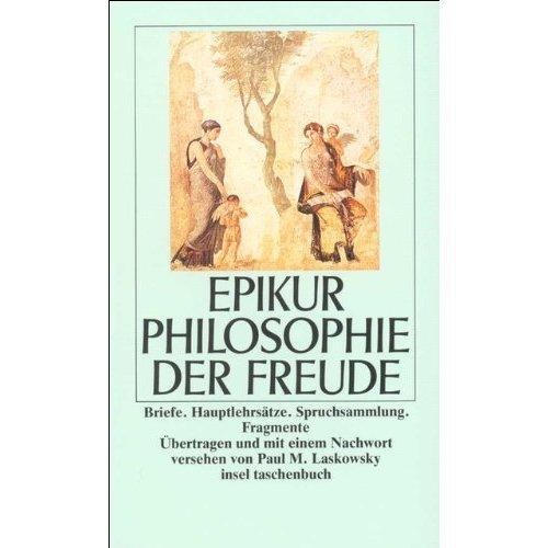 Philosophie der Freude.