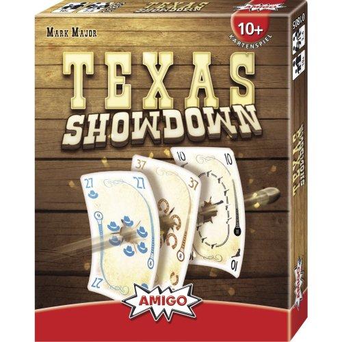 Amigo 01805 Game + Leisure 01805 Texas Showdown