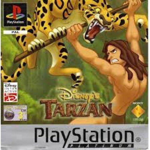 Disney's Tarzan PS