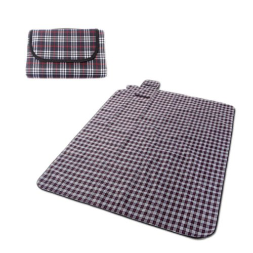 Outdoor Picnic Mat - Widening Thick Waterproof Camping Beach Cushion--Knight