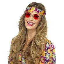 3fc1126422 Dark 1950s Blues Brothers Sunglasses - Specs Glasses 50s Fancy Dress ...