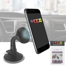 Adjustable Car Windscreen Mounted Phone Holder | Universal Magnetic Car Phone Holder