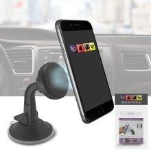Adjustable Car Windscreen Mounted Phone Holder   Universal Magnetic Car Phone Holder