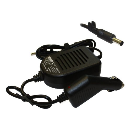 Samsung NP-N230-JA01US Compatible Laptop Power DC Adapter Car Charger