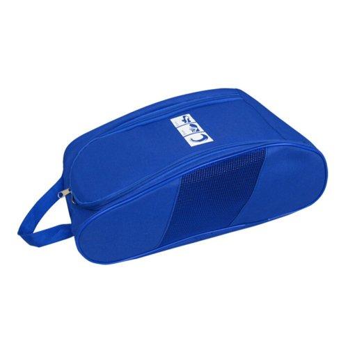 12fe3f56803a Portable Travel Shoe Bag Fashion Storage Bag Shoes Organizer BLUE
