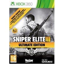 Sniper Elite 3 - Ultimate Edition (Xbox 360)