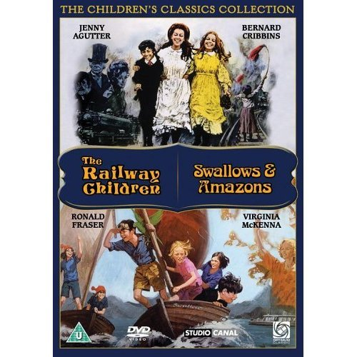 Classic Childrens Films - Swallows and Amazons/The Railway Children [DVD]