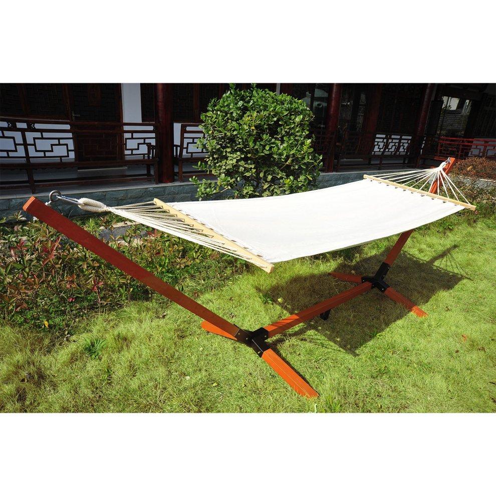 Single hammock frame