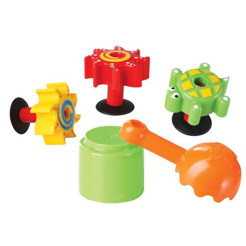 Gowi Toys Watermill Creative Box - Water and Bath Toys for Children