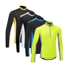 Tenn Outdoors Mens Coolflo Cycling Jersey