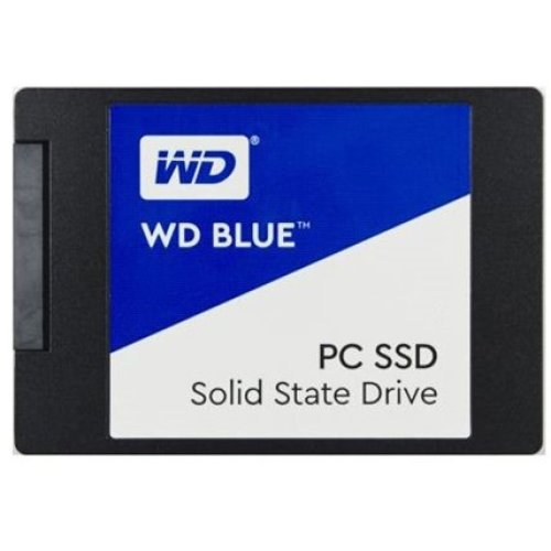 500Gb WD Blue Solid State 2.5In Drive