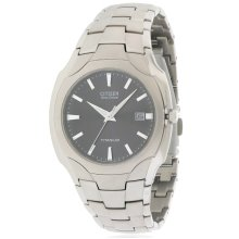 Citizen Eco-Drive Titanium Mens Watch BM6560-54H