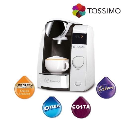 Tassimo Joy TAS4504GB Costa Coffee Hot Drinks Coffee Machine 1.4L 1300W Bosch
