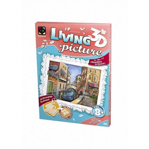 Elf956039 - Fantazer 3d Living Picture - Noontime in Venice
