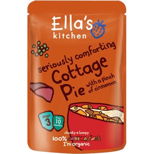 Ellas Kitchen Stage 3 Cottage Pie 190g