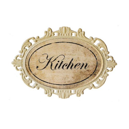 Decorative Wall Hanging Wall Accent Wall Door Hanging Plaques Kitchen Sign