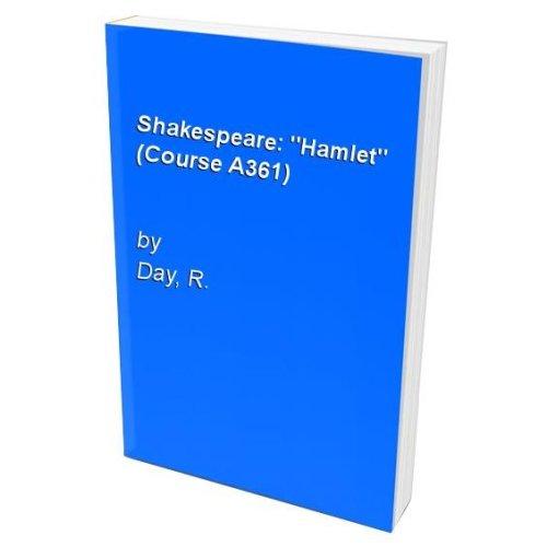 """Shakespeare: """"Hamlet"""" (Course A361)"""
