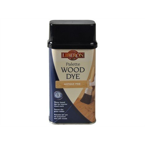 Liberon 014333 Palette Wood Dye Antique Pine 250ml