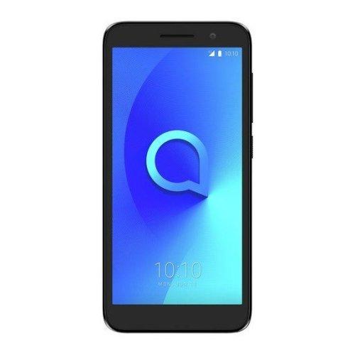 "Alcatel 1 5"" Smartphone 4G 8GB 1GB RAM Android 8 Black Unlocked Sim Free"