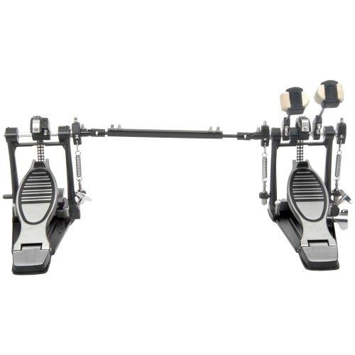 Double Kick Drum Pedal Set