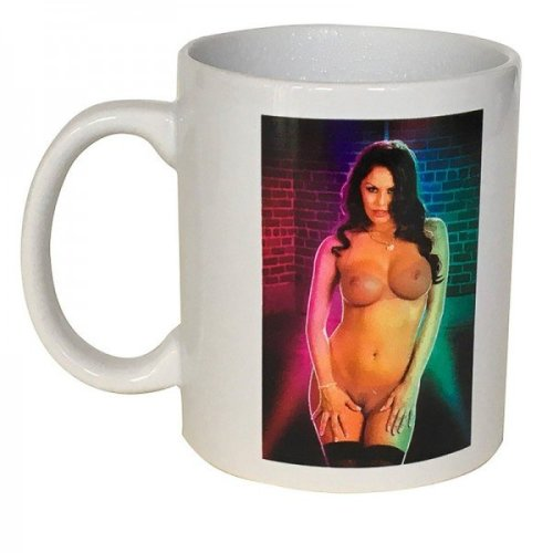 Strip Mug Female Brunette
