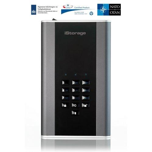 iStorage IS-DT2-256-14000-C-G 14TB diskAshur DT2 HDD IS-DT2-256-14000-C-G