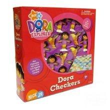 Dora the Explorer: Dora Checkers