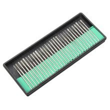 30Pcs Electric Nail Art Drill File Bits Kits Shank Set