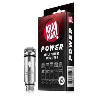 Aramax Power Coil 0.14? 5pk