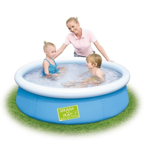 Bestway My First Fast Swimming Summer Paddling Garden Outdoor Childrens Pool 5Ft