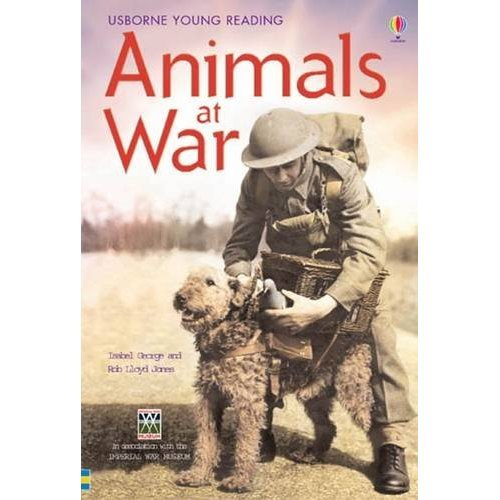 Animals at War: In Association with the Imperial War Museum (Young Reading (Series 3)) (3.3 Young Reading Series Three (Purple))