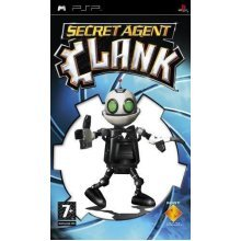 Secret Agent Clank Sony PSP Game