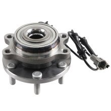 Nissan Pathfinder R51 2005-2015 Front Hub Wheel Bearing Kit Inc Abs Sensor