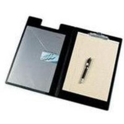 Rapesco Executive Clipboard Black clipboard