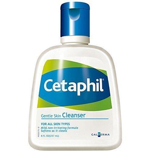 Cetaphil Cetaphil Gentle Skin Cleanser For All Skin Types 8 oz Pack of 2