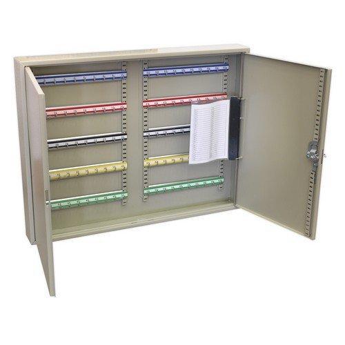 Sealey SKC100W Key Cabinet 100 Key Capacity Wide