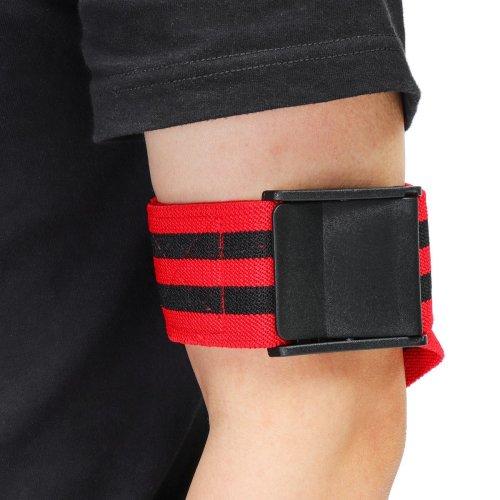 2Pcs BFR Training Bands Blood Flow Restriction Occlusion Bandage Sports Exercise Bodybuilding