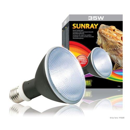 Exo Terra Sun Ray Bulb 35w