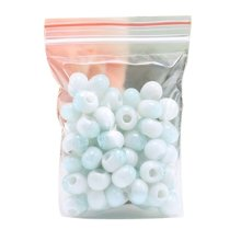 [A] 100 Pcs Ceramic 6mm Beads for DIY Craft/Necklace/Bracelet-Dessert